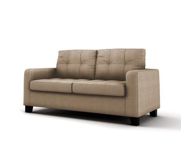 Amber Pik 2 Seater Faux Leather Sofa U2013 LandlordStore.co.uk | Landlord  Furniture Made For Landlords