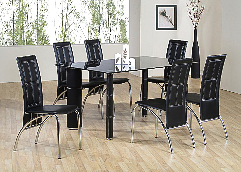 Worcester Dining Set With 6 Chairs Landlordstorecouk Landlord