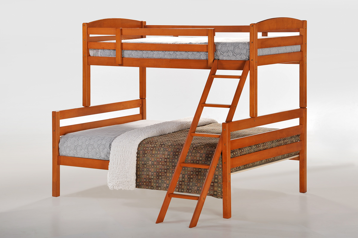 Sensational Tripoli Solid Wood Triple Sleeper Cherry Bralicious Painted Fabric Chair Ideas Braliciousco